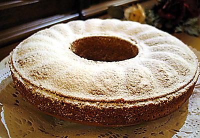 zencefilli kek